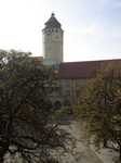 Turm des Oskar-von-Miller Gymnasiums