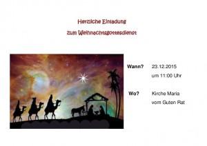 Weihnachtsgottesdienst-Plakat_2015