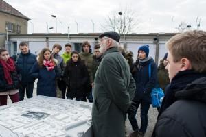 Führung im Stasi Gefängnis Berlin-Hohenschönhausen