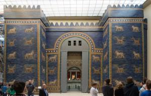 Ischtar Tor (Pergamonmuseum)